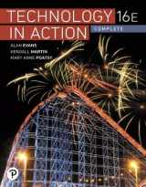 9780135435199-0135435196-Technology In Action Complete (16th Edition)