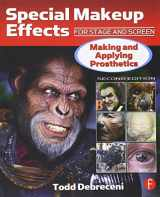 9780240816968-024081696X-Special Makeup Effects for Stage and Screen: Making and Applying Prosthetics
