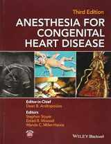 9781118768259-1118768256-Anesthesia for Congenital Heart Disease