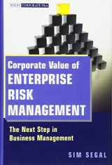 9780470882542-0470882549-Corporate Value of Enterprise Risk Management: The Next Step in Business Management