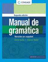9781133935599-1133935591-Manual de gramática: En espanol (Spanish Grammar Review)