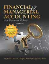 9781618532343-1618532340-FINANCIAL & MANAGERIAL ACCOUNTING FOR DECISION MAK 3