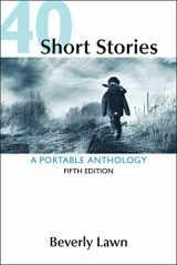 9781319035389-1319035388-40 Short Stories: A Portable Anthology
