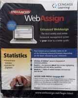 9781285858050-1285858050-ENHANCED WEBASSIGN..STATIS.-SINGLE TERM
