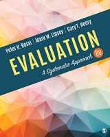 9781506307886-1506307884-Evaluation: A Systematic Approach