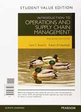 9780134104072-0134104072-Introduction to Operations and Supply Chain Management, Student Value Edition Plus Mylab Operations Management with Pearson Etext -- Access Card Package
