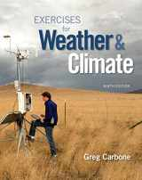 9780134035666-0134035666-Exercises for Weather & Climate Plus Mastering Meteorology with eText -- Access Card Package (9th Edition)