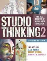 9780807754351-0807754358-Studio Thinking 2: The Real Benefits of Visual Arts Education