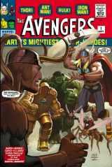 9780785158462-0785158464-The Avengers Omnibus, Vol. 1