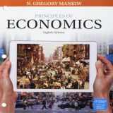 Bundle: Principles of Economics, Loose-Leaf Version, 8th + LMS Integrated MindTap Economics, 2 terms (12 months) Printed Access Card