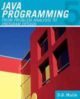 9781111530532-111153053X-JavaTM Programming: From Problem Analysis to Program Design (Introduction to Programming)