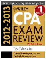 Wiley CPA Examination Review, 2012-2013 Set