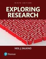 9780134238418-0134238419-Exploring Research, Books a la Carte (9th Edition)