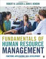 9781483358505-148335850X-Fundamentals of Human Resource Management: Functions, Applications, Skill Development