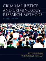 9780135120088-013512008X-Criminal Justice and Criminology Research Methods (2nd Edition)