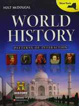 9780547611563-0547611560-Holt McDougal World History: Patterns of Interaction © 2012: Student Edition 2012