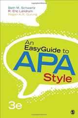 9781483383231-1483383237-An EasyGuide to APA Style (EasyGuide Series)