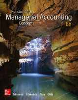 9781259569197-1259569195-Fundamental Managerial Accounting Concepts