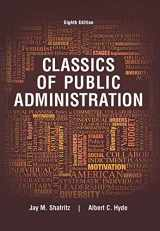 9781305639034-1305639030-Classics of Public Administration