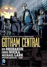 9781401261924-1401261922-Gotham Central Omnibus