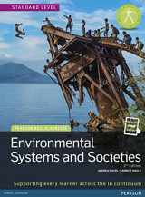 9781447990420-1447990420-ENVIRONMENTAL SYSTEMS AND SOCIETIES (ESS) STUDENT EDITION TEXT PLUS     ETEXT  2ND EDITION (Pearson International Baccalaureate Diploma: International Editions)