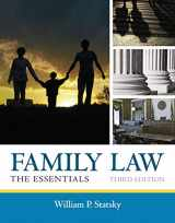 9781285420592-1285420594-Family Law: The Essentials
