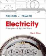 9780077567620-0077567625-Electricity: Principles & Applications w/ Student Data CD-Rom