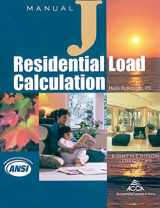 9781892765253-189276525X-Residential Load Calculation Manual J®, Eighth Edition, Version 2.50