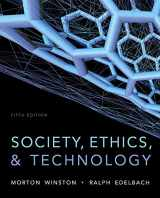 9781133943556-1133943551-Society, Ethics, and Technology