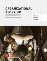 9781259927669-1259927660-Organizational Behavior: Improving Performance and Commitment in the Workplace