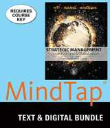 Bundle: Strategic Management: Concepts and Cases: Competitiveness and Globalization, Loose-Leaf Version, 12th + MindTap Management, 1 term (6 months) Printed Access Card