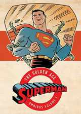 9781401241896-1401241891-Superman: The Golden Age Omnibus Vol. 1