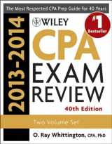 Wiley CPA Examination Review 2013-2014, Set