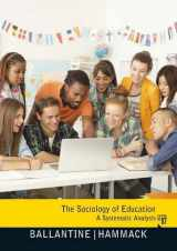 9780205800919-0205800912-The Sociology of Education (7th Edition)