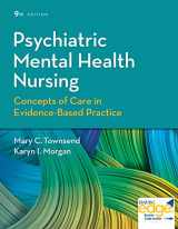 9780803660540-0803660545-Psychiatric Mental Health Nursing: Concepts of Care in Evidence-Based Practice