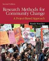 9781412994057-1412994055-Research Methods for Community Change: A Project-Based Approach