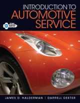 Introduction to Automotive Service (Automotive Comprehensive Books)