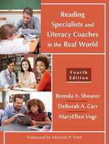9781478636632-1478636637-Reading Specialists and Literacy Coaches in the Real World, Fourth Edition
