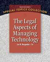 9781439079812-1439079811-Legal Aspects of Managing Technology