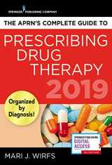 9780826151032-0826151035-The APRN's Complete Guide to Prescribing Drug Therapy - Quick Access APRN Drug Guide for Nurses - Updated 2019 Guide
