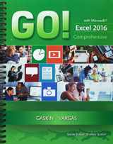 9780134572086-0134572084-GO! with Microsoft Excel 2016 Comprehensive; MyLab IT with Pearson eText -- Access Card -- for GO! with Office 2016