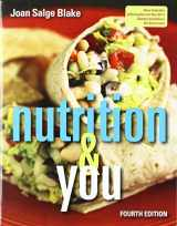 9780134576862-0134576861-Nutrition & You; Modified Mastering Nutrition with MyDietAnalysis with Pearson eText -- Standalone Access Card -- for Nutrition & You; 2015 Dietary Guidelines Update (4th Edition)