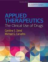 9781496318299-1496318293-Applied Therapeutics (Koda Kimble and Youngs Applied Therapeutics)