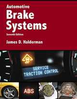 9780134063126-0134063120-Automotive Brake Systems (7th Edition) (Automotive Systems Books)