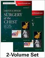 9780323241267-0323241263-Sabiston and Spencer Surgery of the Chest: 2-Volume Set