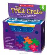 9780439687331-0439687330-Scholastic 0545837731 Trait Crate, Grade 5, Seven Books, Posters, Folders, Transparencies, Stickers