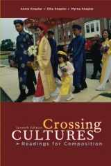 9780618918065-061891806X-Crossing Cultures: Readings for Composition (7th Edition)