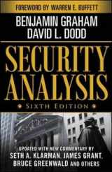 9780071592536-0071592539-Security Analysis: Sixth Edition, Foreword by Warren Buffett (Security Analysis Prior Editions)
