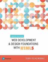 9780134801148-0134801148-Web Development and Design Foundations with HTML5 (9th Edition) (What's New in Computer Science)