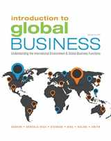 9781305501188-1305501187-Introduction to Global Business: Understanding the International Environment & Global Business Functions